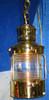 European brass nautical ship light