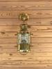 brass ship anchor nautical light