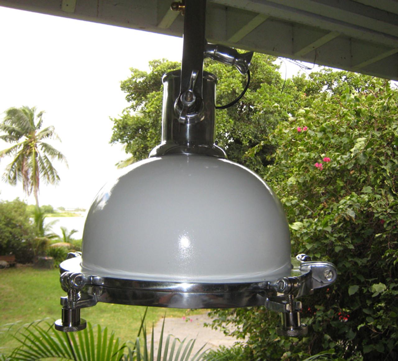 nautical hanging kitchen light