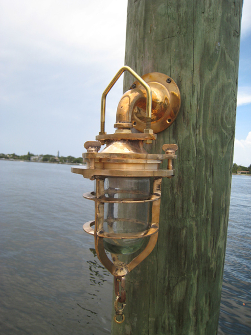 nautical marine dock light