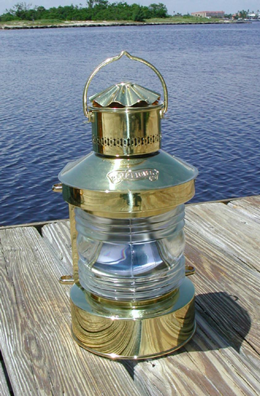 Brass Masthead Nautical Ship Light