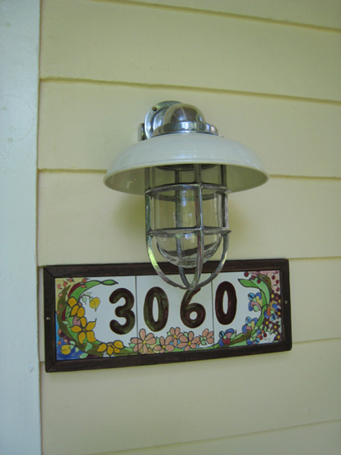 aluminum nautical light