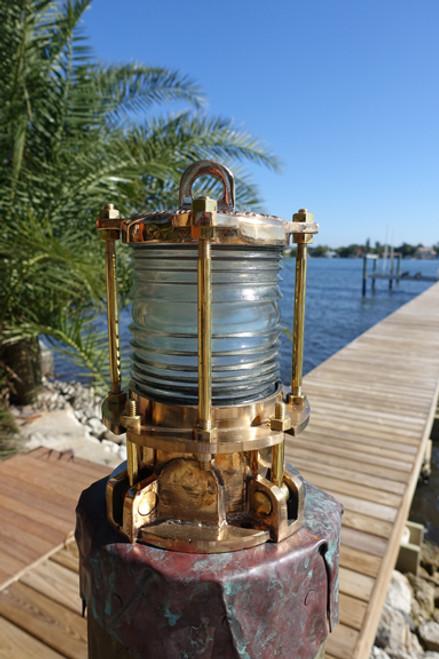 nautical pier light