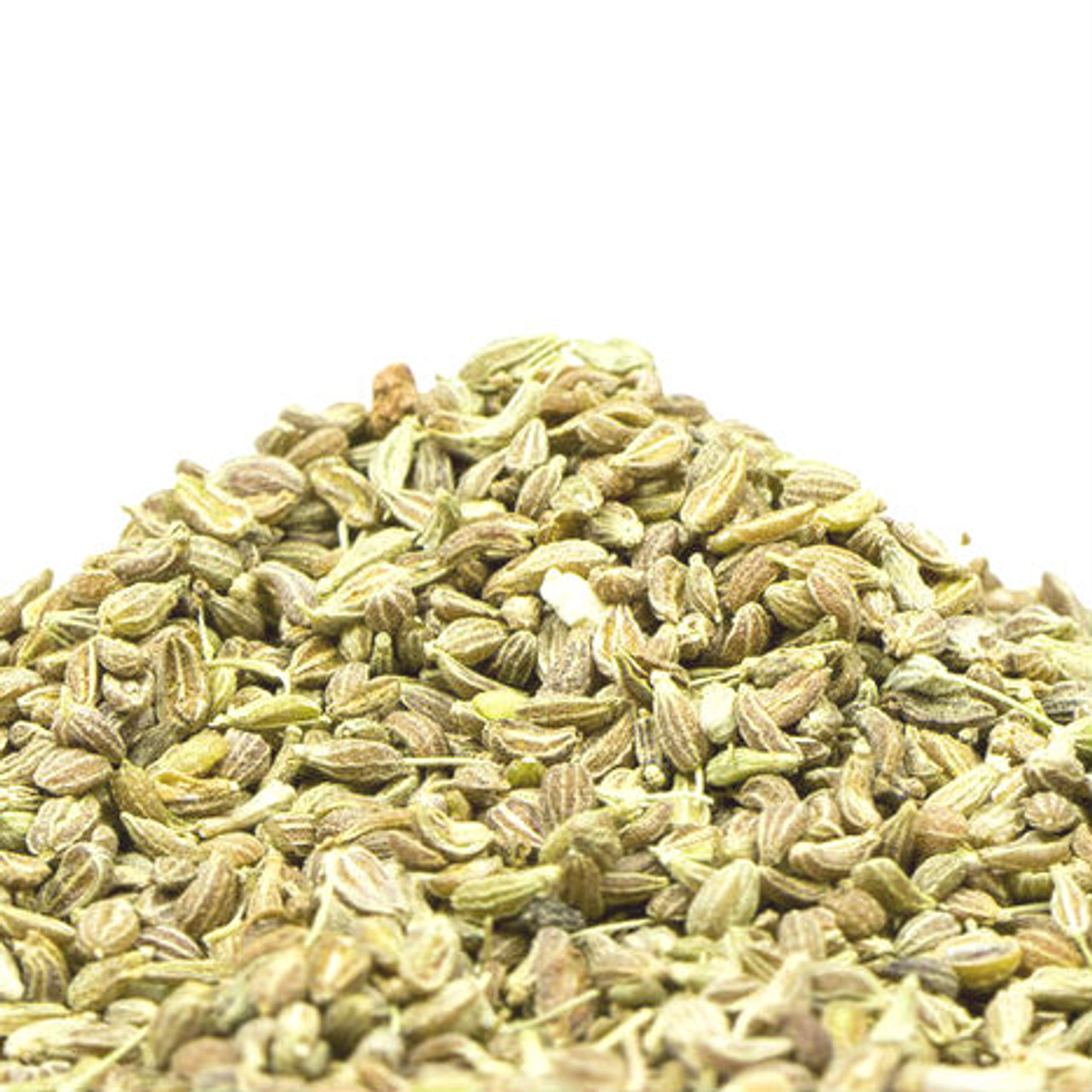 Anise seeds feature a delicately sweet and aromatic bouquet with a distinctive licorice flavor. Great in cookies, breads, cakes and desserts such as Italian biscotti and pizzelle cookies. Use for making sausage. Use in soups, stews, curries. Add seeds in the poaching water of fish and shellfish.