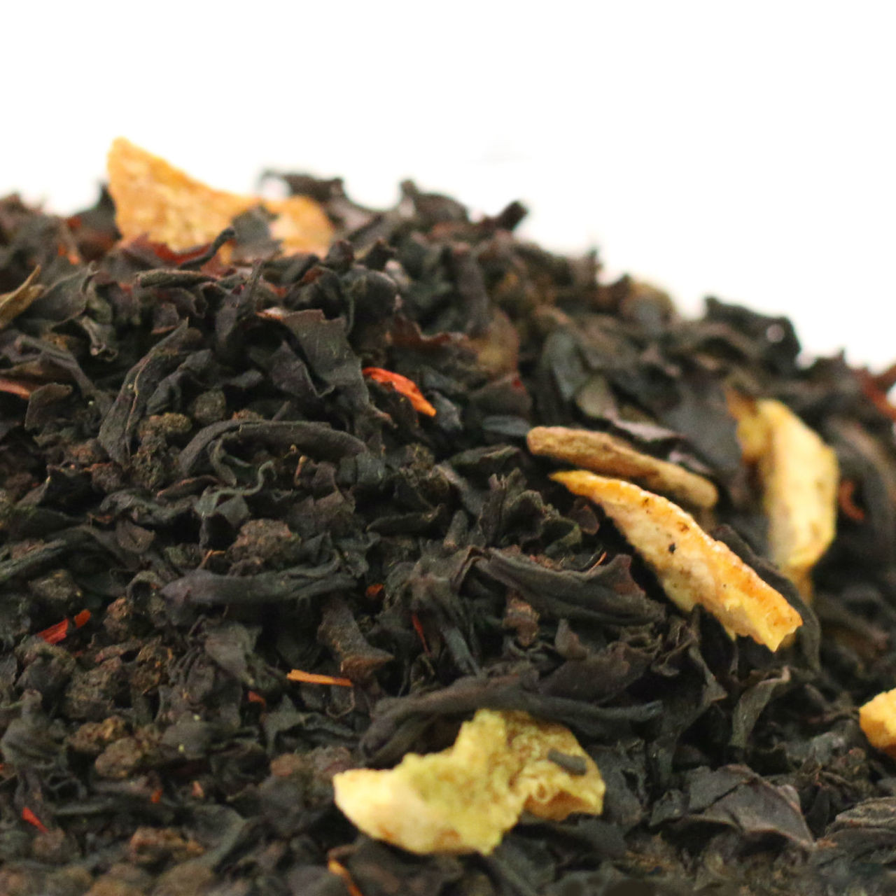 Our lightly spiced black tea is perfect for warming the spirit during our cold winter months. Our blend features delicate citrus, cinnamon and vanilla notes. This is best served hot, takes well to sweetener and orange or lemon slices.