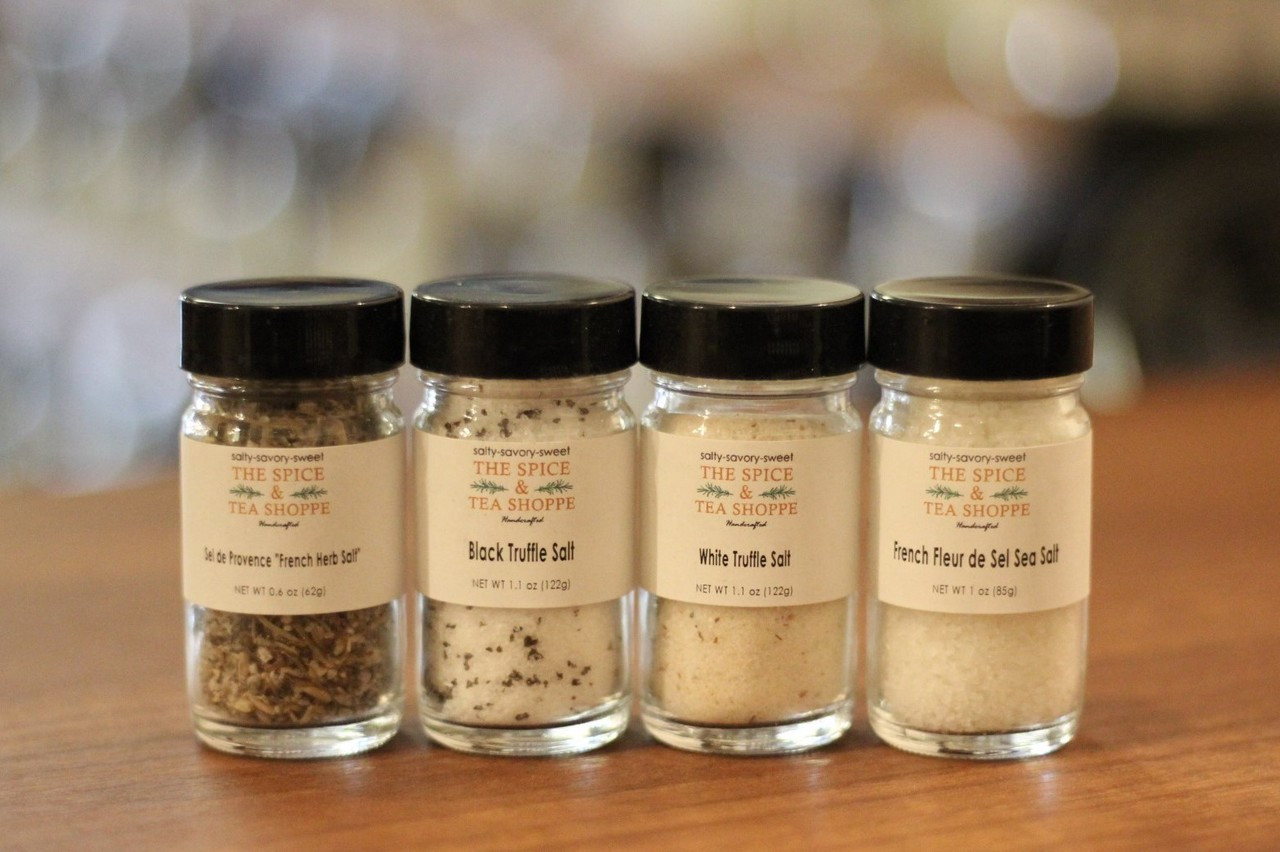 Luxury Finishing Salts Set