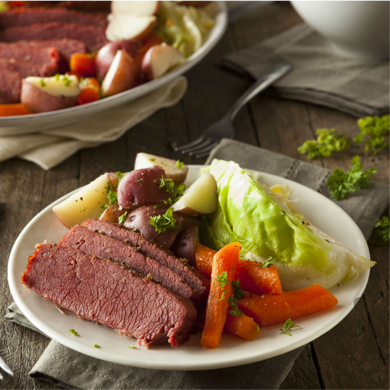Homemade Corned Beef - Curing and Cooking
