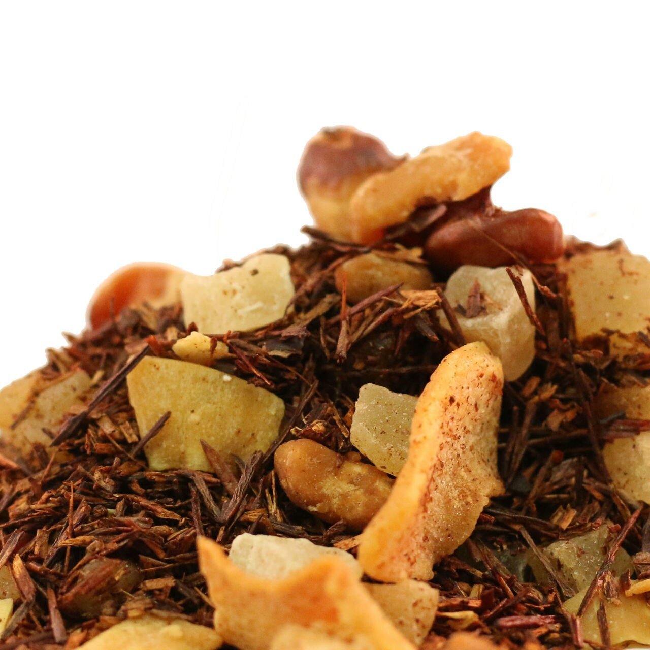 Toasted Hazelnut, Almond and Vanilla Rooibos Herbal Tea