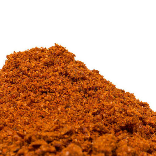 Harissa is a hot chile paste ubiquitous in North African cuisine and made from a variety of spicy chiles. We use chiles (including African birdseye chiles) and finely grind them, then blend with other traditional spices to create our Harissa Spice Blend. Create a bold, spicy rub for roasted and grilled meats. Add to olive oil and chopped garlic to create a condiment. Use to flavor soups, stews, salads and vegetables. Create a spicy, refreshing dip by combining our Harissa Spice Blend with tangy yogurt.