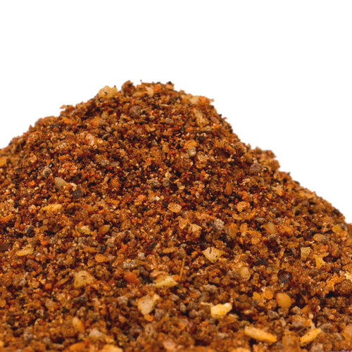Our hand blended Honey BBQ Rub has a wonderful sweet taste of honey without the mess! Delightful smokiness and a light, sweet heat makes this one of our most popular for chicken, ribs, pork and beef. Add liberally to meat before grilling for mouthwatering tangy sweet goodness or as a marinade by combining 2 tbsp. seasoning with a half cup olive oil and a quarter cup of white wine vinegar per pound of meat.