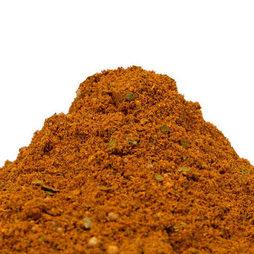 Vindaloo Curry Powder is a very hot curry spice blend used to make a version of curry that originated in the southwestern Goa region of India and is trademarked by spicy heat and vinegar. Add to vinegar and use to marinate meat or seafood prior to cooking traditional vindaloo. Combine with a little oil and brush over fish or prawns before cooking.