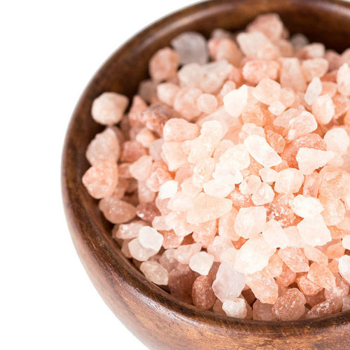 Himalayan Pink Salt is the purest gourmet food grade salt you can find and the ideal replacement for processed table salt. Crystallized hundreds of millions of years ago, this salt comes from deep within the Himalayan Mountains and is hand mined in pockets deep within the earth, where it has been protected from pollution for centuries. Use in large salt mills and grinders or for salt-roasting fish or chicken. The lovely varying hues of pink make for an attractive and creative culinary presentation.