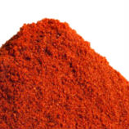 Our premium California Sweet Paprika is a spice that is made by drying and grinding a sweet red pepper closely related to pimentos. This versatile spice provides a highly concentrated flavor and red coloring capability to foods and is a common ingredient in both Spanish and Hungarian cuisines. Lends rich red color and subtle smokiness to cream-based sauces and soups. A delicious complement to poultry, pork and shrimp. Add to stews featuring beans, lentils, sausage, chicken or seafood.