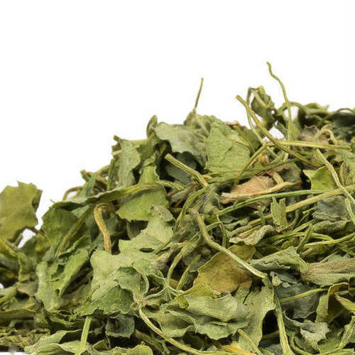 Fenugreek Leaves are very powerful in flavor, ranging from bitter to sharp, with a flavor reminiscent of celery, but with a sweeter essence. Common in Indian curries. Incorporate into pickling spices. Crumble over vegetable curries for a unique flavor addition.