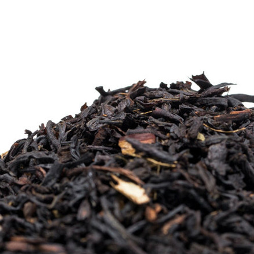 Vanilla Crème Royale will tantalize your taste buds and make you wonder how it is so creamy without adding milk. We fuse our premium black tea with Vanilla Crème to make this sultry and delightful morning, afternoon and desert tea. We will leave it to you to decide when it tastes best.