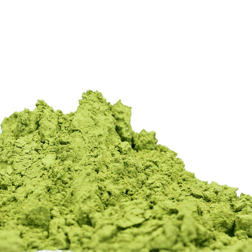 Culinary matcha powder is Chinese green tea ground into a fine powder with highly concentrated anti-oxidants and yielding a slightly-bitter taste. Unlike regular green tea, where the leaves are removed after being brewed, matcha green leaves are stone ground into a fine powder, whisked with water and consumed entirely. Hence ensuring almost 10 times higher concentration of green tea anti-oxidants, polyphenols, vitamins and minerals. Use it for making smoothies, shakes, cocktails, cooking or enjoy it straight. Steep: 1-1.5 tsp, 175-185 degrees, whisk thoroughly