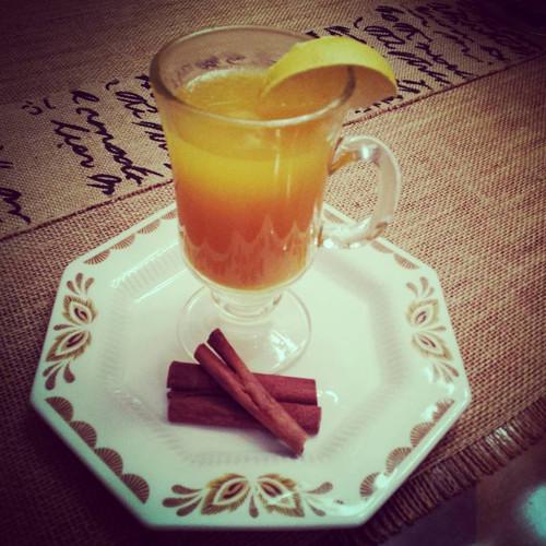 Anti-Inflammatory Turmeric Ginger Tea
