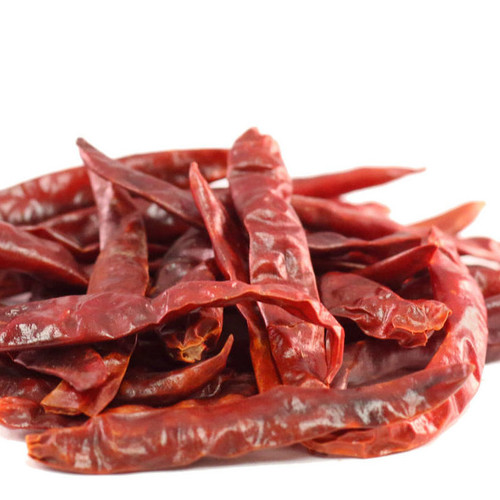 Thai Chiles are closely related to piri piri and birdseye chiles. Mostly popular in eastern Asian cuisines, these chiles are full of heat and authentic flavor. Perfect for stir-fries, aiolis, remoulades, stews and broths. Staple ingredient in Thai curry. Heat level ranges from 70,000 to 130,000 Scoville Heat Units.