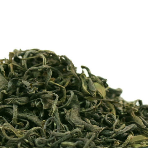 Huang Shan (Yellow Mountains) Mao Feng is an exceptional green tea that is considered by the Chinese to be the very finest of its type. Our Mao Feng has a welcoming aroma and steeps a delicate, clean and slightly sweet flavor with a beautiful translucent light green liquor.