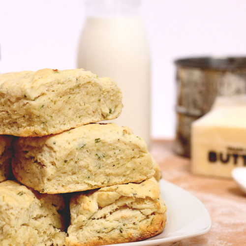 Quick and Delicious Flaky Buttermilk Biscuits