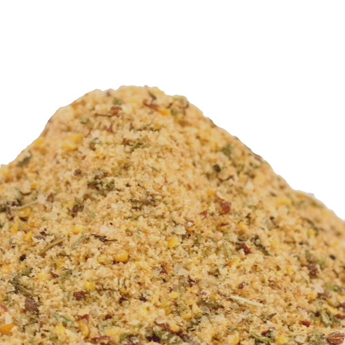 Our sweet and tangy mustard blend offers the perfect balance of light spiciness with notes of salty and sweet. Also know as Creole Mustard, it is excellent as a pork, chicken or fish rub, in burgers, sprinkled on sandwiches, or as a mustard sauce by blending 2 Tbs spice mix, ¾ cup mayo and ½ tsp olive oil. Apply your rub at least one hour before you plan to cook.