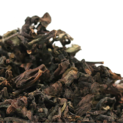 In many parts of the world, tea lovers believe that until you've tried Oriental Beauty, also known as Bai Hao, you've never truly had oolong tea. To create the tea, only the fine white tips and tender white buds of freshly sprouted tea are plucked