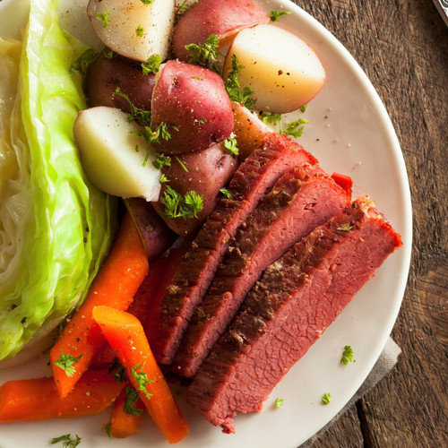 Corned Beef and Cabbage - Slow Cooker, Instant Pot or Stove Top