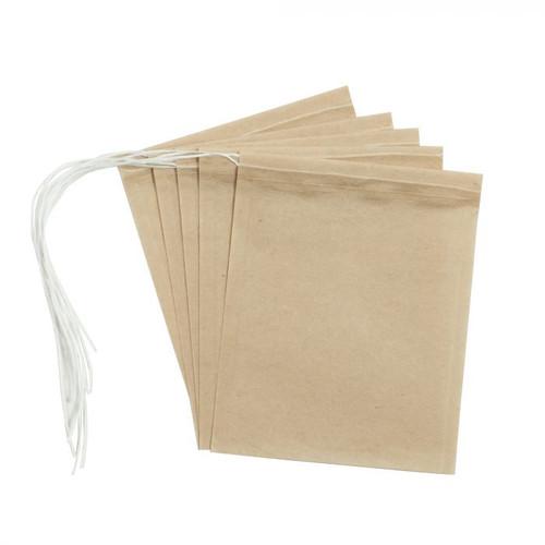 Unbleached Tea Bags - Single Serve