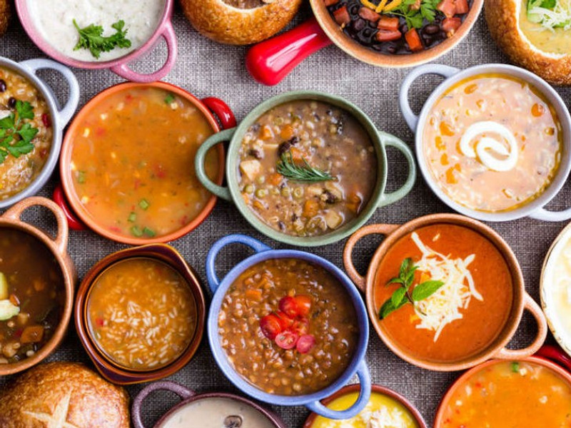 Soups On! Anything is possible in a pot of soup! - The Spice & Tea Shoppe