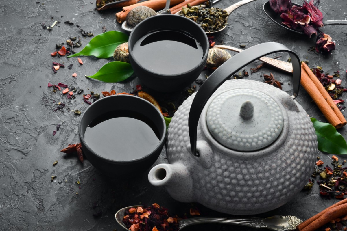 Buy Loose Leaf Teas Online