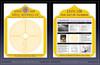 Jain 108 Labyrinth Decal & Sticker