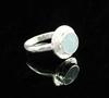 Aquamarine Ring 14