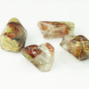 Amphibole Angel Phantom Quartz Tumbled Stone 2