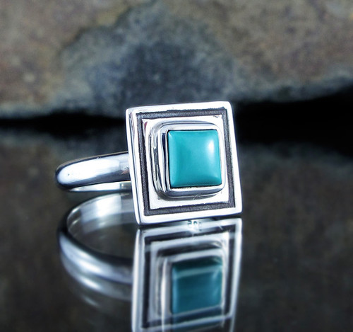 Turquoise Ring 16