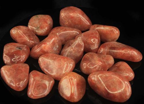 Sunstone Tumbled Stones 3