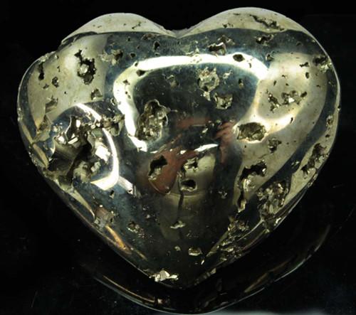 Pyrite Heart 1