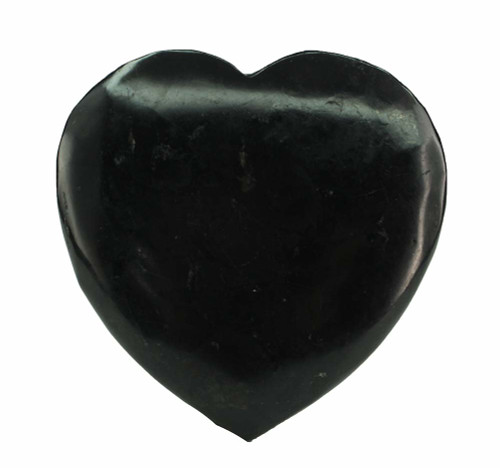 Shungite Heart 3