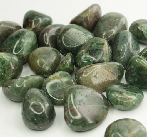 Diopside  Tumbled Stone