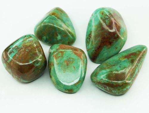 Turquoise (Mexico) Tumbled Stone 9