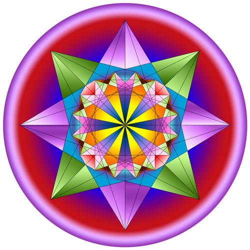Jain 108 Oneness Decal & Sticker