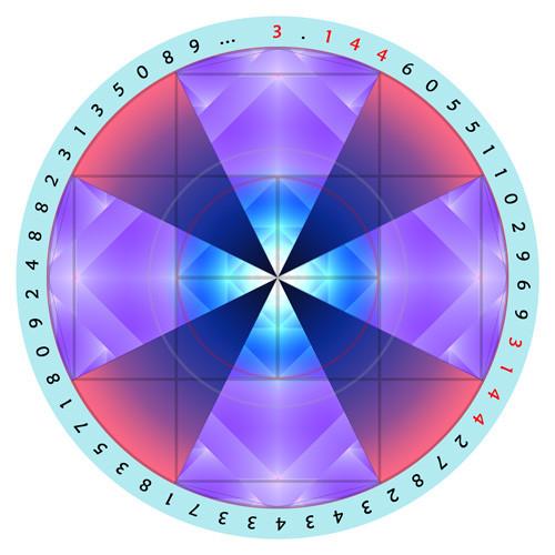 Jain 108 JainPi Cross Decal & Sticker