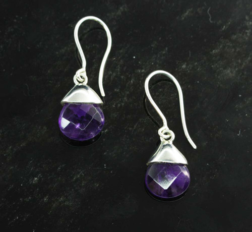 Amethyst Earrings 9