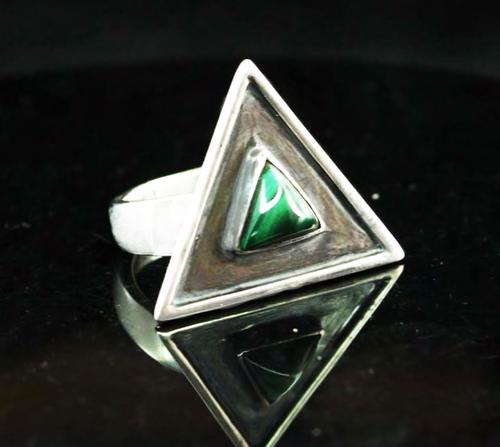 Malachite Ring 5