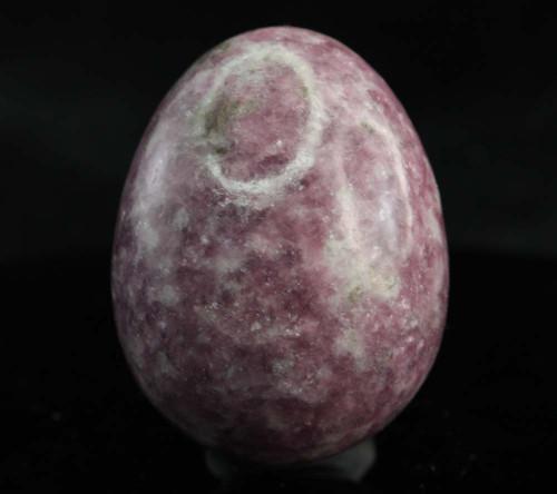 Lepidolite Egg 3