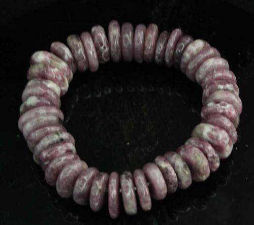 Lepidolite Bracelet 14