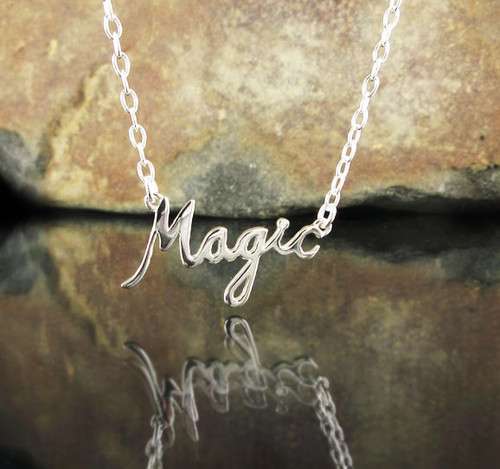 I Am Magic Necklace