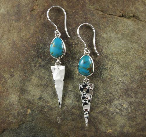 Turquoise Earrings 9