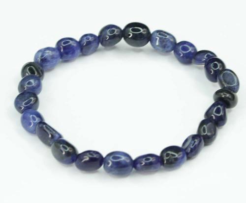 Sodalite Pebble Bracelet 5