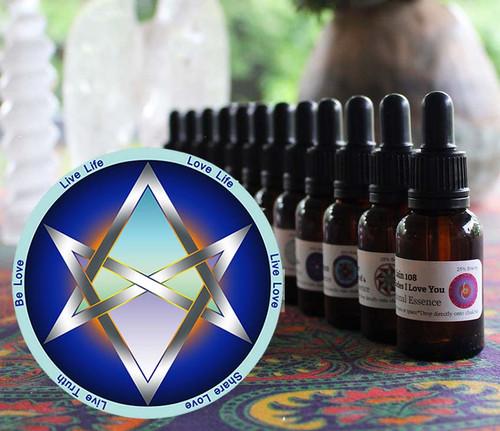 Unicursal Hexagram Essence ~ Next Level