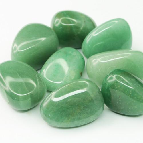 Green Aventurine Tumbled Stone 2